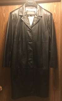 Wilson's Leather Coat Ladies 1X Sterling Heights, 48312