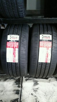 275-40-20 atlas tires  Miami, 33157