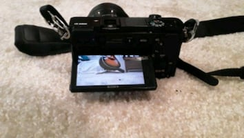 Sony 6000 OP mirrorless  wifi camera with an Arsenal smart camera assi