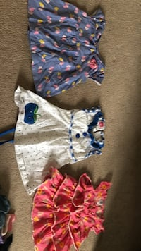 6 months -1year baby girls clothes bunch. No stains or rips. PU in Surrey or Langley Surrey