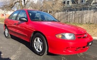 2004 Chevrolet Cavalier Drives excellent Awesome Condition Silver Spring