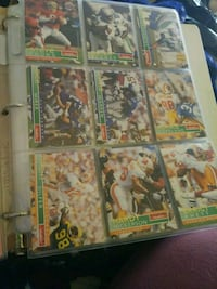 Football cards in mint condition West Valley City, 84119