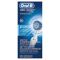 Oral-B Pro 2000 Electric Power Rechargeable Battery Toothbrush