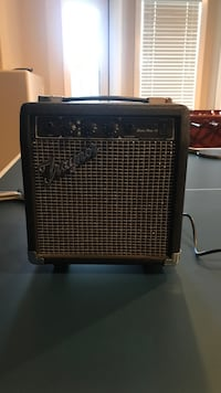 black and gray guitar amplifier Calgary, T3G 5Z3