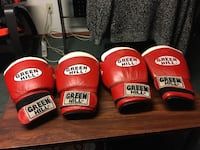 2 pairs of boxing gloves Winnipeg, R3E 2Y3