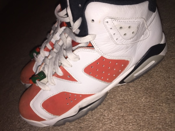 4d95d9af098a45 Used Air Jordan retro 6 Gatorade for sale in Austell - letgo