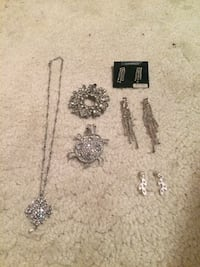 Sterling Silver Jewelry Los Angeles, 90732
