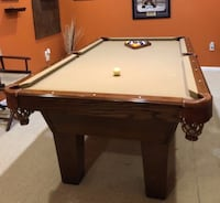 Olhausen 7' Slate Sheraton Billiard Table Severna Park, 21146