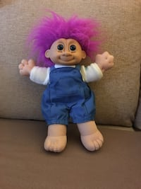 Vintage Troll Collectible