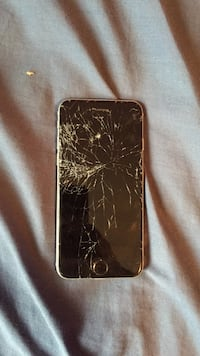 I phone 6 cracked. Rogers  Guelph, N1H 7S5