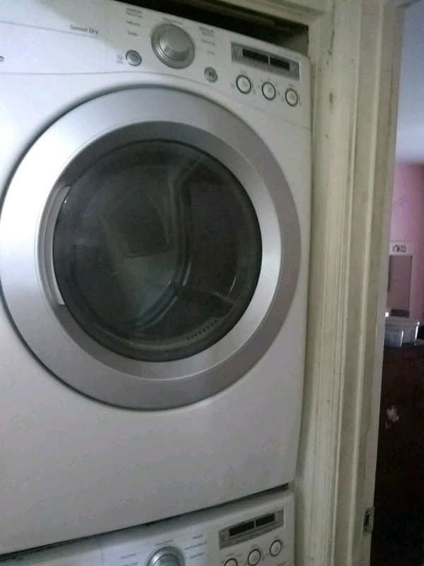 LGwashing machine&DRYER