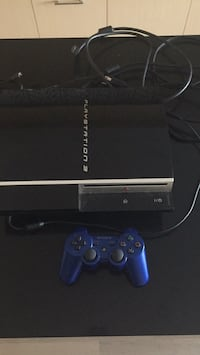black Sony PS4 with DualShock 4 Vancouver