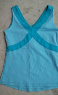 Lululemon sz.6 tank top Maple Ridge, V2X 3J4