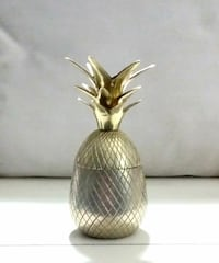 Solid Brass Vintage Swag Pineapple  Ocoee, 37361
