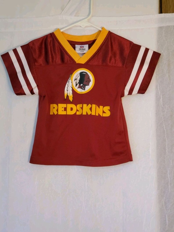 finest selection 93b2b 04670 3T Redskins Toddler Team Jersey - USED - Excellent