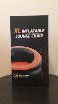 Brand New Inflatable Lounge Chair Union City, 94587