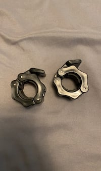 """Barbell Clamp 1"""" Diameter with Quick Release Vancouver, V6P 4B4"""