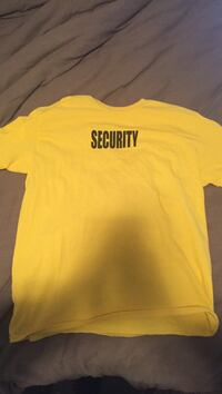 Security tee  Lethbridge, T1H 5X4