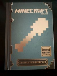 Minecraft book Montreal, H8N