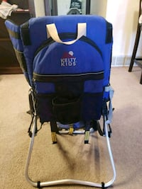 blue and black Chicco lightweight stroller Calgary, T2L 1Z4