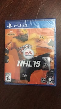 NHL 19 PS4 Mississauga, L5A 3G8