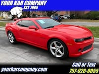Chevrolet Camaro 2014 Norfolk
