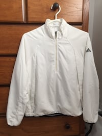 Adidas climashell wind pullover