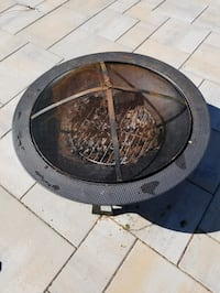 Fire Pit. 1 year old