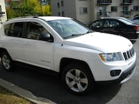2012 Jeep Compass with 4WD 2.4L Dorval