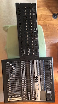 Presonus  Studiolive RM 32 AI  Digital mixer and Studiolive CS18 AI Control Surface Broad Run, 20137