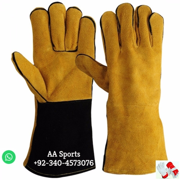 Welding Leathr Gloves