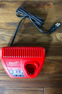 Milwaukee M12 battery charger new Tustin, 92782