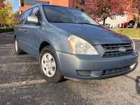 """Only $3900 ! 2006 Kia Sedona LOW Miles"""" 3rd Row Van. Ready to drive. Valued at $5000 """" cheap """" 37 km"""