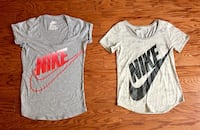 Extra small Nike tops 10 each like new  Hagerstown, 21740