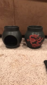 Red dragon wax warmer set Greenbelt, 20770