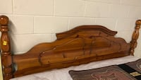Paul B solid wood King Bed  Columbus, 31901