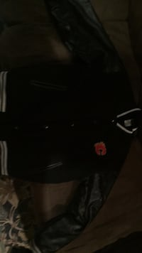 Brand new large Calgary flames coat