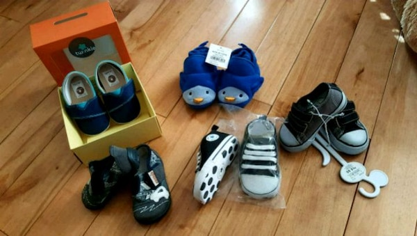 BNIB!!!! Never worn baby shoes. See descriptions