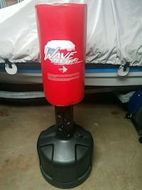 Wave Master freestanding heavy bag 585 mi