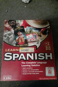 Spanish learning board game Belmont, 28012