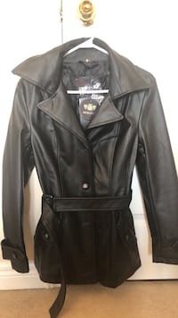 Leather jacket NEVER WORN SIZE SMALL Mississauga, L5M 0V5