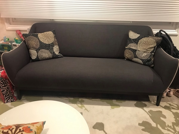 Scandinavian designs new sofa. Only had one year
