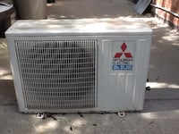 Air conditioner , works very good but don't have part that goes inside Toronto, M6H 2Y2