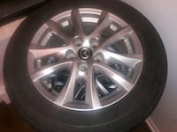 All seasons tires and rims London, N6H 4S8