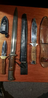 Knife collection  St. Catharines, L2R 6P9
