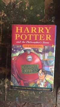 Harry Potter The Philosophers stone