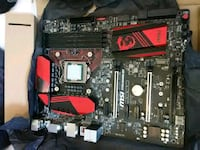 black and red computer motherboard Phoenix, 85008