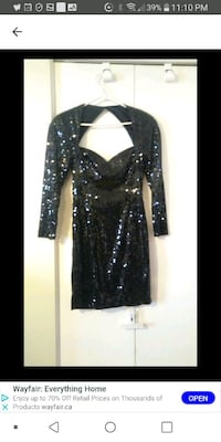 Sequence chic dress like new size 8 Laval, H7M 4A2