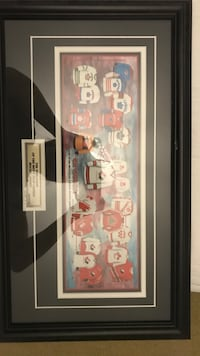 Team Canada jersey wall thing  Dollard-Des Ormeaux, H9B