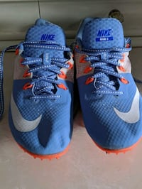 track and field Nikes size 8 Gaithersburg, 20886